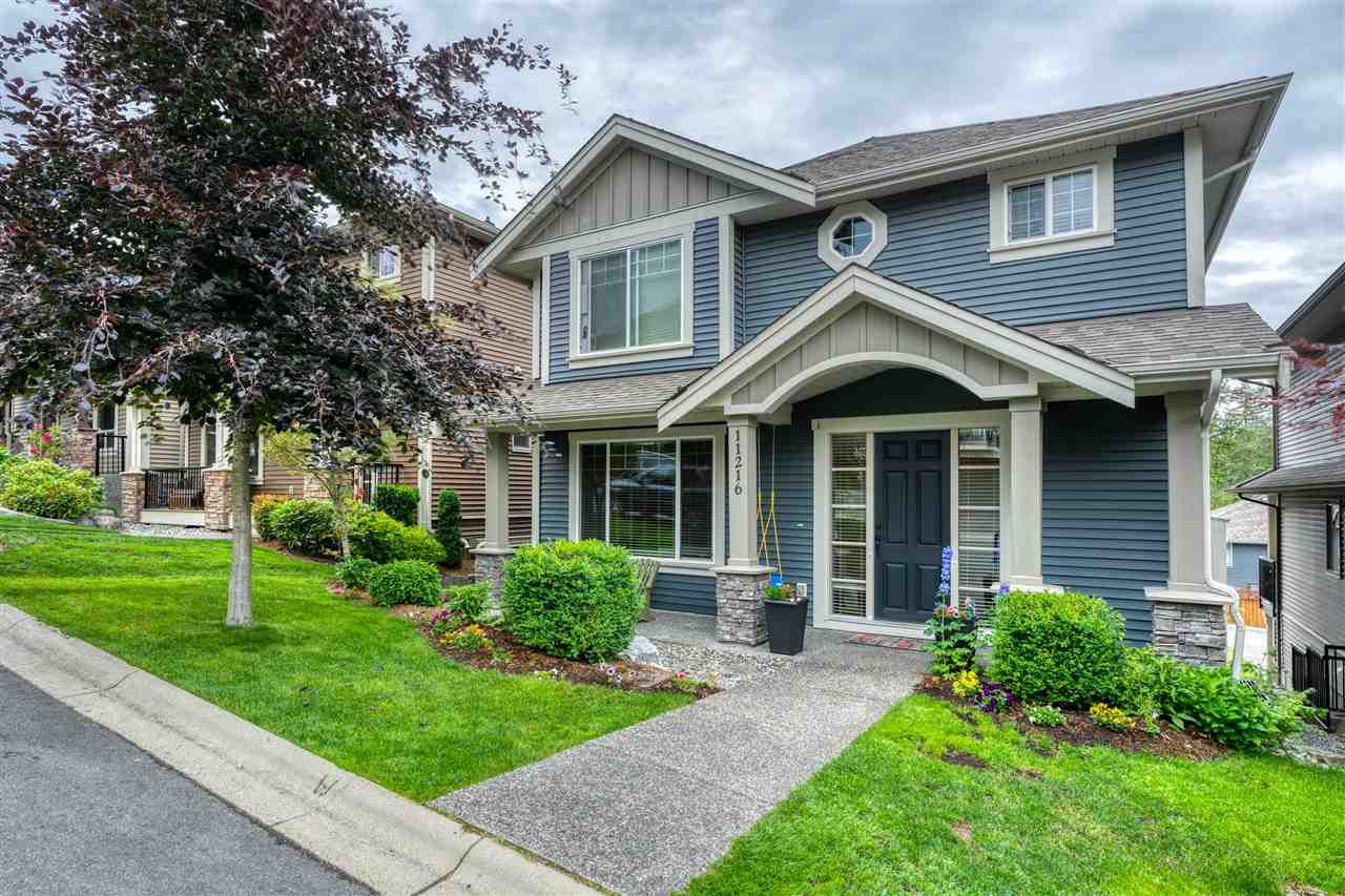 "Main Photo: 11216 236A Street in Maple Ridge: Cottonwood MR House for sale in ""The Pointe"" : MLS®# R2377790"