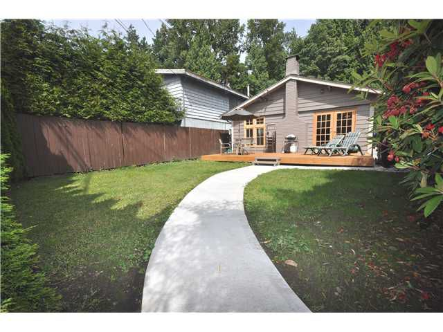Main Photo: 1976 GARDEN AV in North Vancouver: Pemberton NV House for sale : MLS®# V1011985