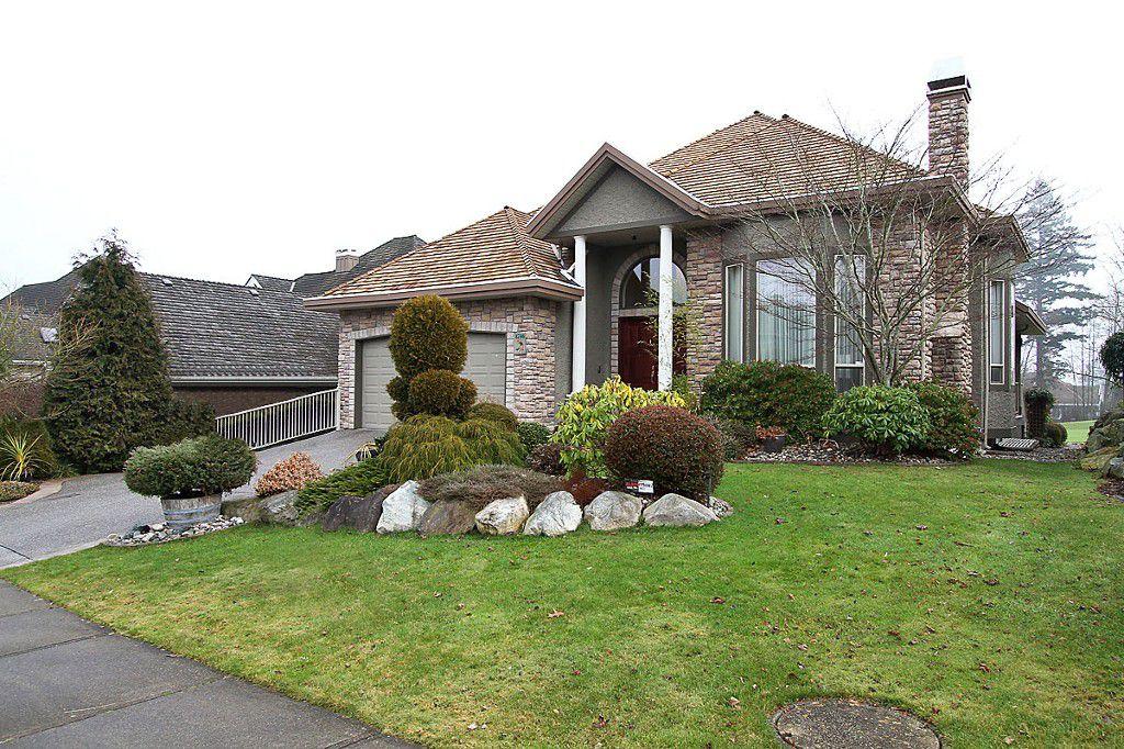 "Main Photo: 3756 156B Street in Surrey: Morgan Creek House for sale in ""MORGAN CREEK"" (South Surrey White Rock)  : MLS®# F1401698"