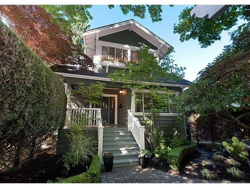 Main Photo: 3253 39TH Ave W in Vancouver West: Kerrisdale Home for sale ()  : MLS®# V969313