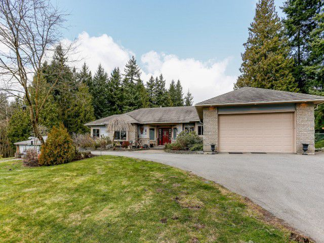 "Main Photo: 26643 58TH Avenue in Langley: County Line Glen Valley House for sale in ""County Line Glen Valley"" : MLS®# F1406610"