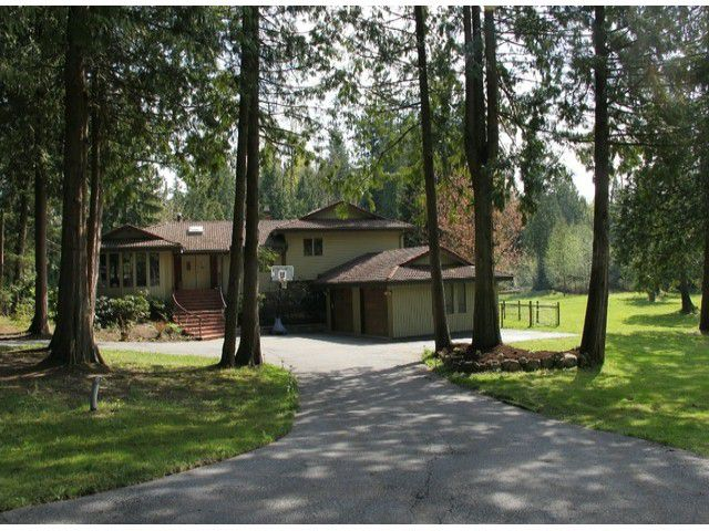 """Main Photo: 21144 20 Avenue in Langley: Campbell Valley House for sale in """"South Langley/Campbell Valley"""" : MLS®# F1409207"""