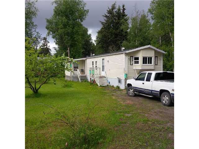 Main Photo: 6780 DAWSON Road in Prince George: Emerald Manufactured Home for sale (PG City North (Zone 73))  : MLS®# N236811