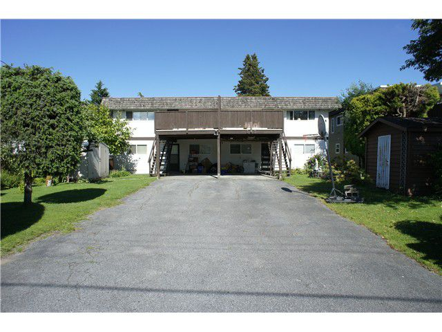 Main Photo: 6731 GRIFFITHS Avenue in Burnaby: Upper Deer Lake House Duplex for sale (Burnaby South)  : MLS®# V1069763