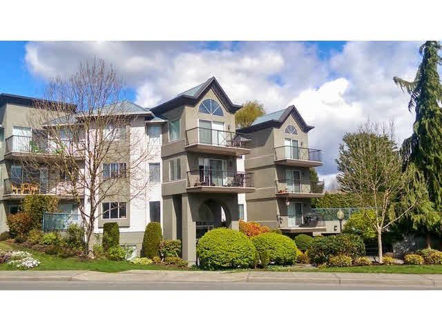 """Main Photo: 117 32725 GEORGE FERGUSON Way in Abbotsford: Abbotsford West Condo for sale in """"Uptown"""" : MLS®# F1438054"""