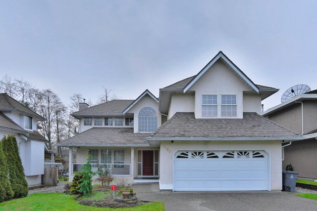 "Main Photo: 8481 141A Street in Surrey: Bear Creek Green Timbers House for sale in ""BROOKSIDE"" : MLS®# R2022266"