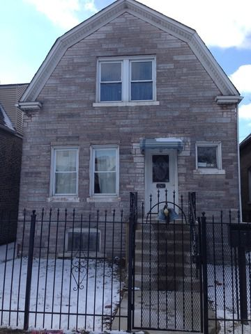 Main Photo: 1240 SPRINGFIELD Avenue in CHICAGO: CHI - Humboldt Park Multi Family (2-4 Units) for sale ()  : MLS®# 09151022