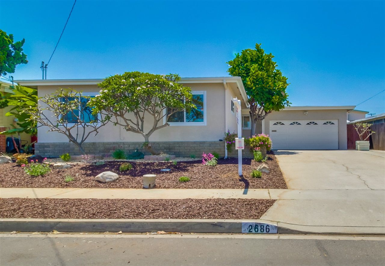 Main Photo: SERRA MESA House for sale : 4 bedrooms : 2686 Chauncey in San Diego