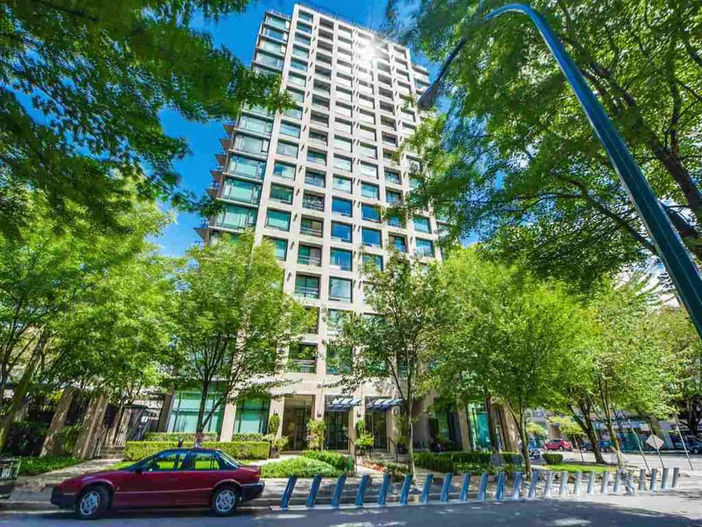 """Main Photo: 605 1003 BURNABY Street in Vancouver: West End VW Condo for sale in """"The Milano"""" (Vancouver West)  : MLS®# R2100028"""