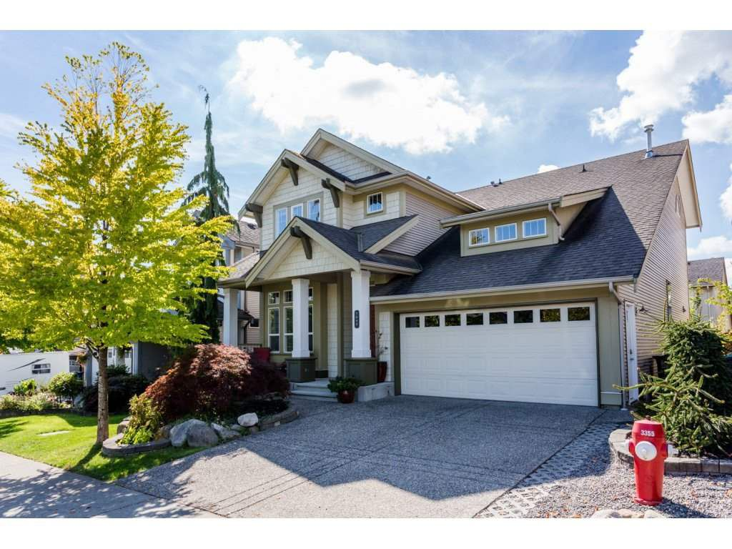 """Main Photo: 7043 201 Street in Langley: Willoughby Heights House for sale in """"JEFFRIES BROOK"""" : MLS®# R2105513"""