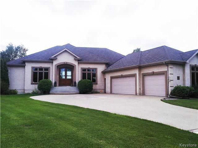 Main Photo: 22 OLD ORCHARD Road in East St Paul: Pritchard Farm Residential for sale (3P)  : MLS®# 1623989