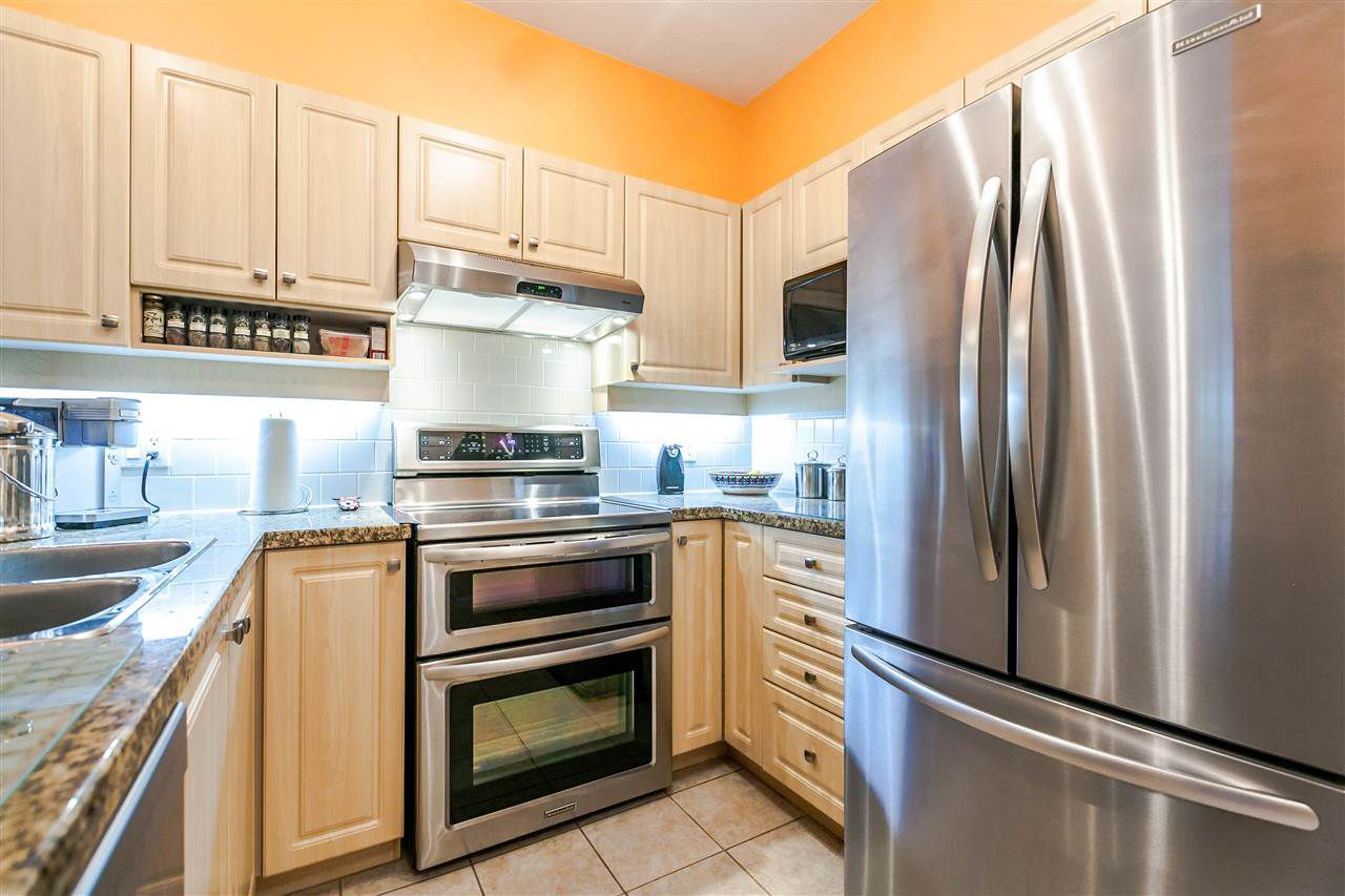 """Main Photo: 214 3608 DEERCREST Drive in North Vancouver: Roche Point Condo for sale in """"DEERFIELD AT RAVENWOODS"""" : MLS®# R2157311"""
