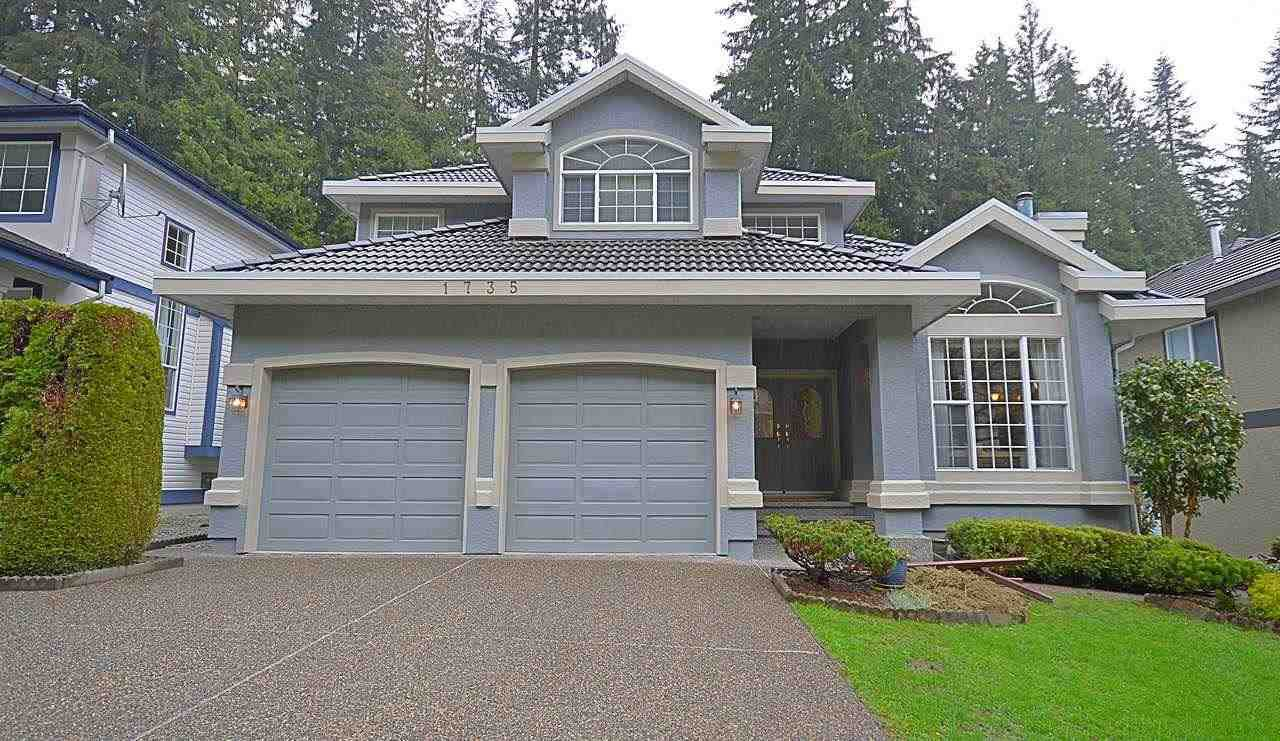 """Main Photo: 1735 SUGARPINE Court in Coquitlam: Westwood Plateau House for sale in """"WESTWOOD PLATEAU"""" : MLS®# R2161754"""