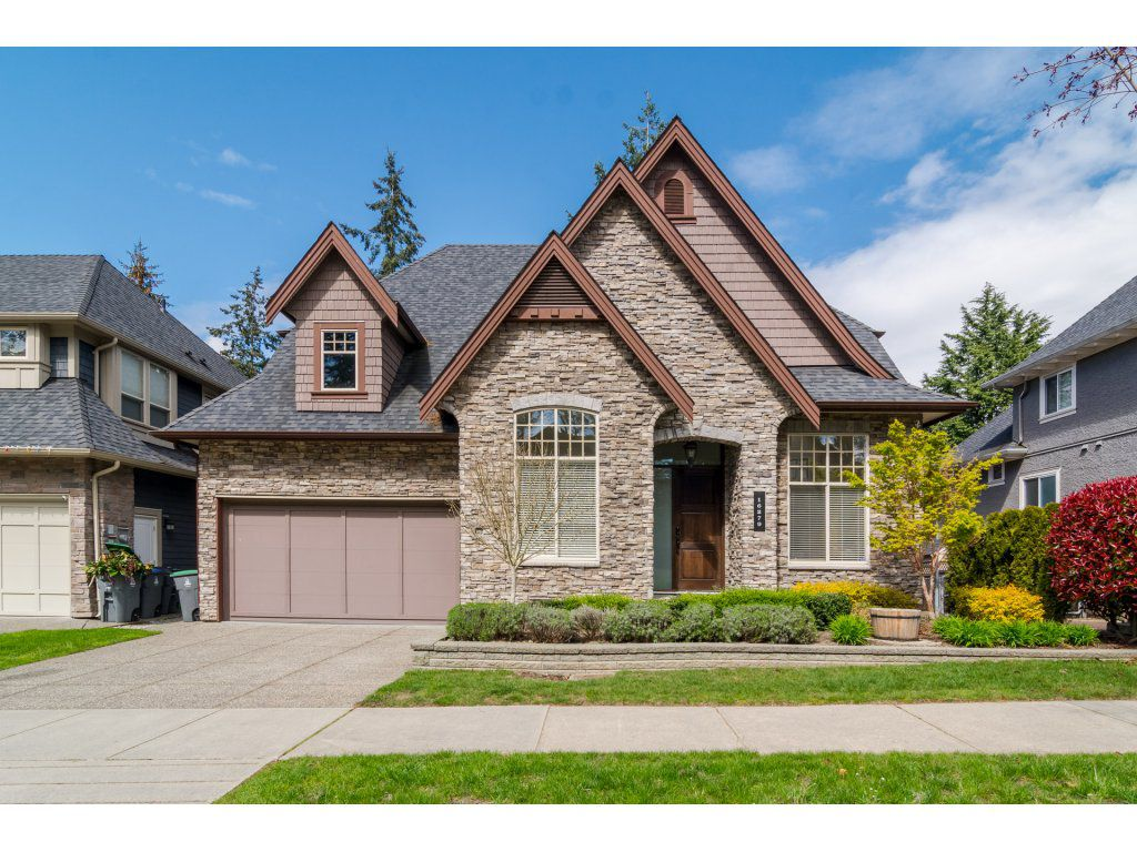 "Main Photo: 16279 27A Avenue in Surrey: Grandview Surrey House for sale in ""MORGAN HEIGHTS"" (South Surrey White Rock)  : MLS®# R2163175"