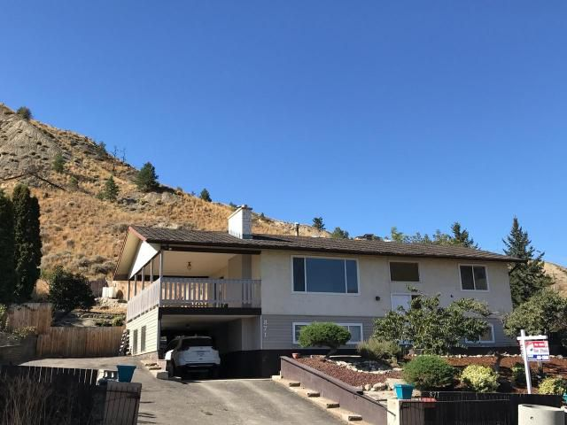 Main Photo: 871 WOODHAVEN DRIVE in : Westsyde House for sale (Kamloops)  : MLS®# 142159