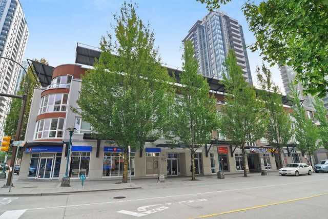 Main Photo: 315 1163 THE HIGH Street in Coquitlam: North Coquitlam Condo for sale : MLS®# R2204719