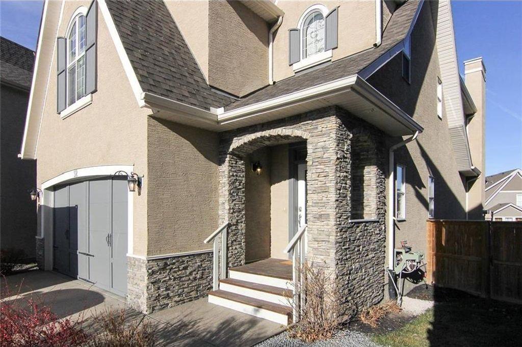 Main Photo: 92 Mahogany Terrace SE in Calgary: Mahogany House for sale : MLS®# C4143534