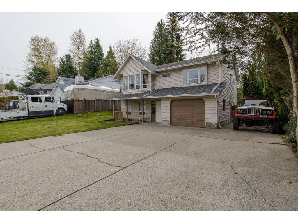 Main Photo: 34874 HIGH Drive in Abbotsford: Abbotsford East House for sale : MLS®# R2258984