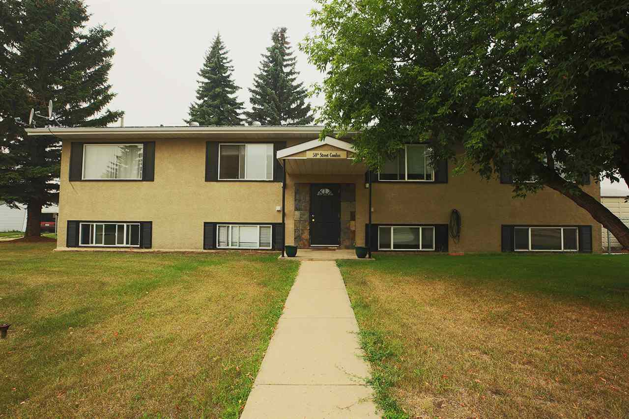 Main Photo: 4006 50 Street: Wetaskiwin Multi-Family Commercial for sale : MLS®# E4125860
