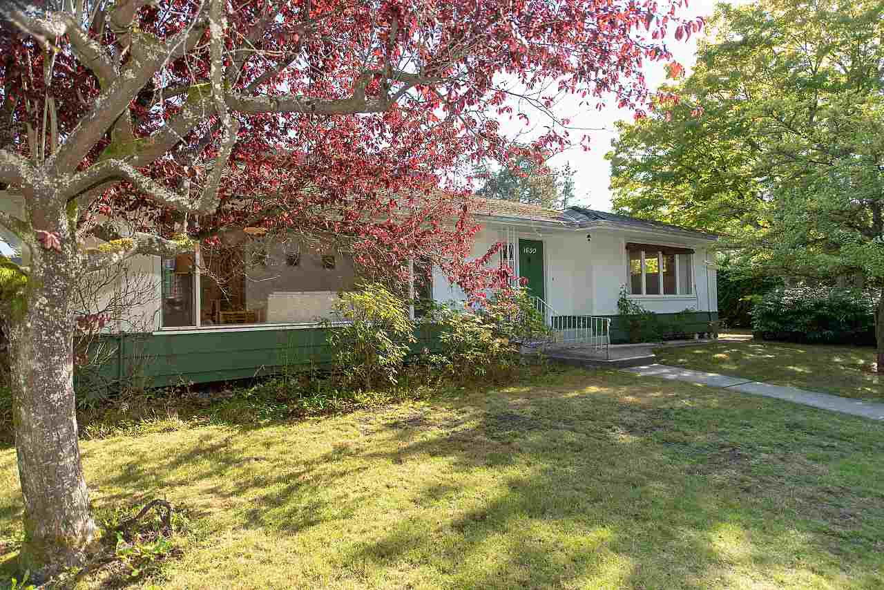Main Photo: 1650 TASMANIA Crescent in Vancouver: University VW House for sale (Vancouver West)  : MLS®# R2311013