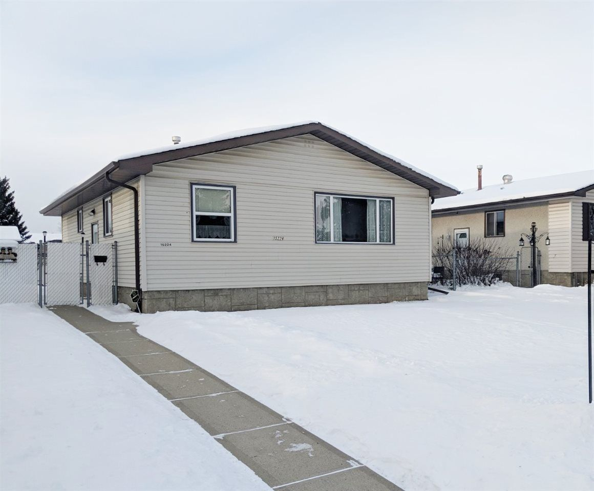 Main Photo: 15224 94 Street NW in Edmonton: Zone 02 House for sale : MLS®# E4135828