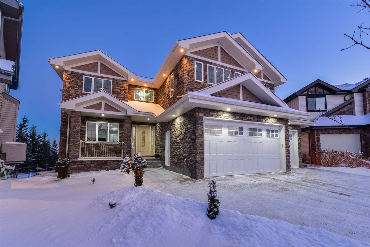 Main Photo: 530 CALLAGHAN Point in Edmonton: Zone 55 House for sale : MLS®# E4136274