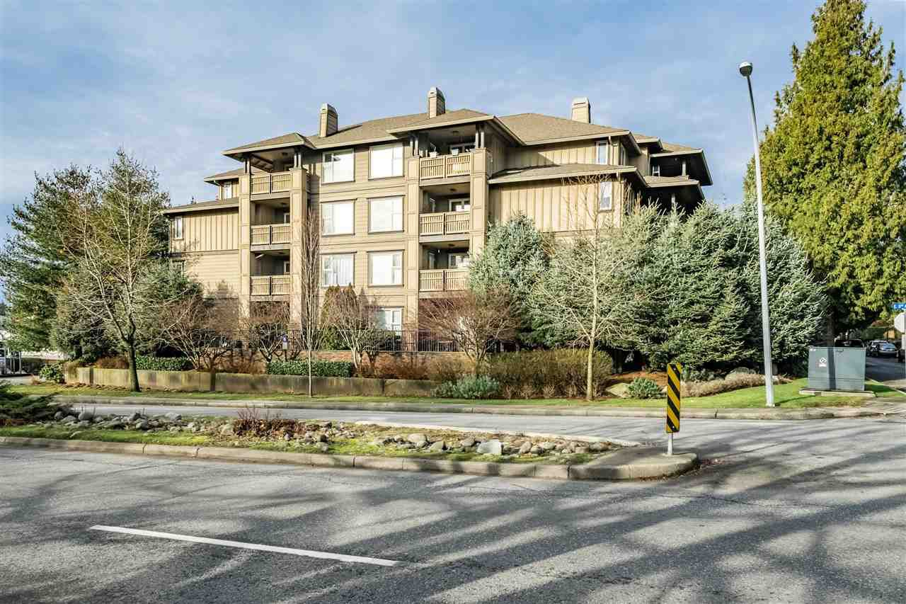 "Main Photo: 317 808 SANGSTER Place in New Westminster: The Heights NW Condo for sale in ""THE BROCKTON"" : MLS®# R2329984"