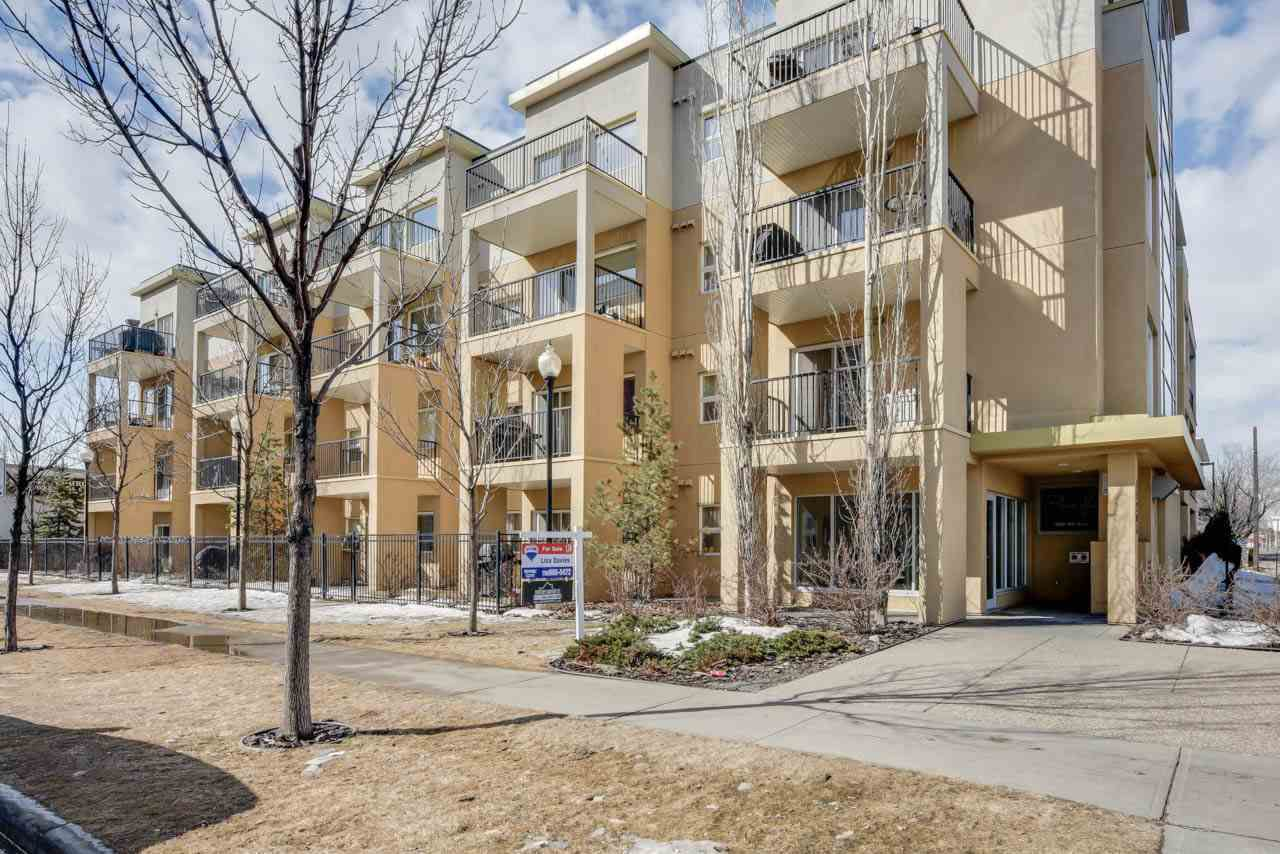Main Photo: 304 11203 103A Avenue NW in Edmonton: Zone 12 Condo for sale : MLS®# E4140077