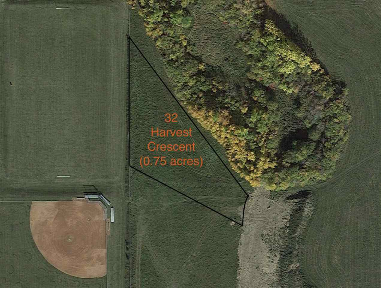 Main Photo: 32 HARVEST Crescent: Ardrossan Vacant Lot for sale : MLS®# E4140920