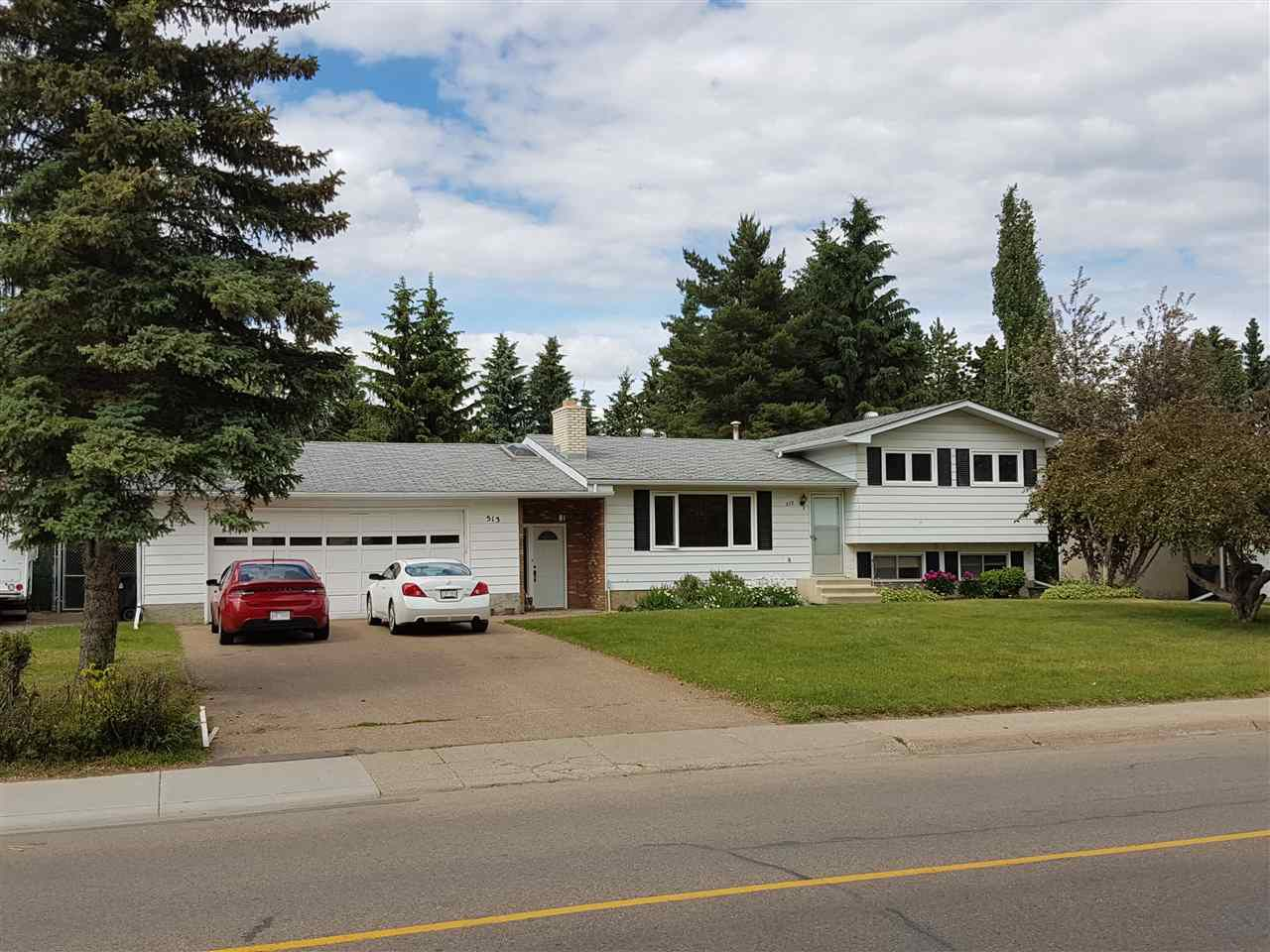 Main Photo: 513 MCLEOD Avenue: Spruce Grove House for sale : MLS®# E4147036