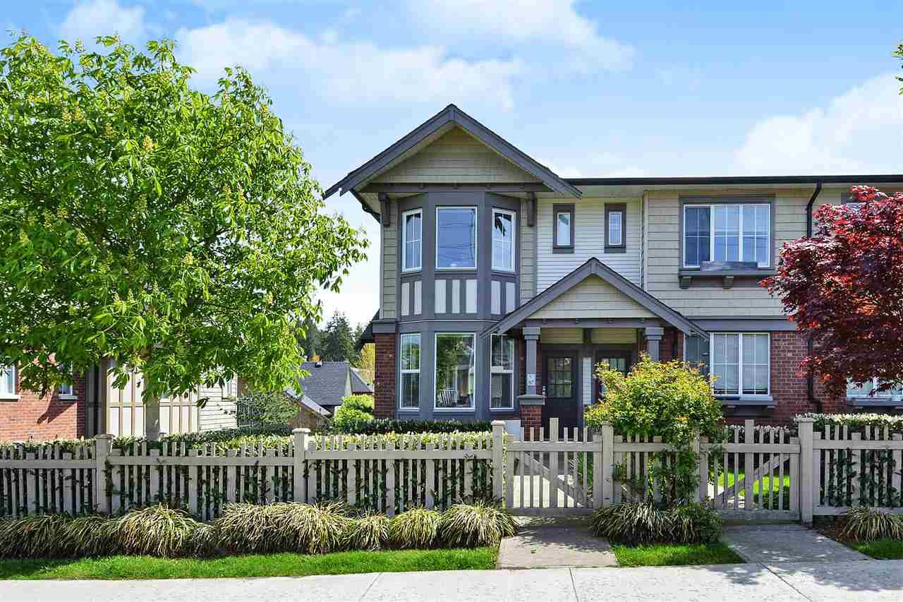 """Main Photo: 87 14838 61 Avenue in Surrey: Sullivan Station Townhouse for sale in """"SEQUOIA"""" : MLS®# R2371282"""