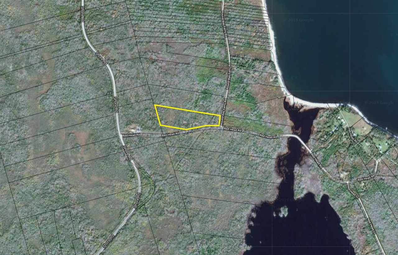 Main Photo: Lot Red Head Road in Atlantic: 407-Shelburne County Vacant Land for sale (South Shore)  : MLS®# 201911582