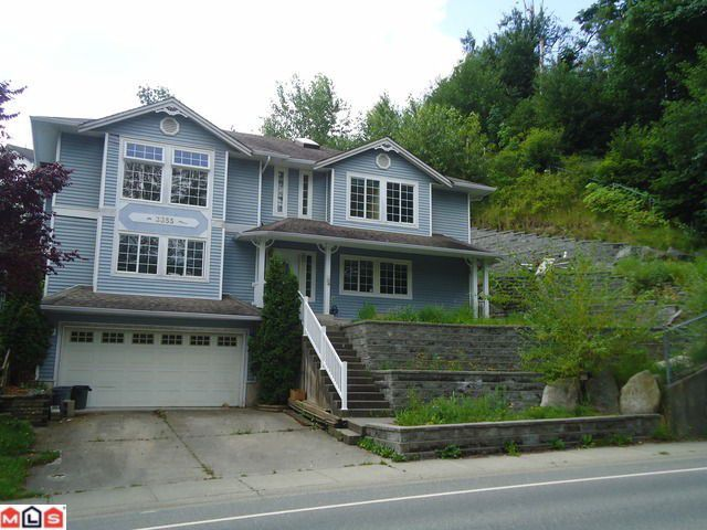 Main Photo: 3355 BLUE JAY Street in Abbotsford: Abbotsford West House for sale : MLS®# F1118606