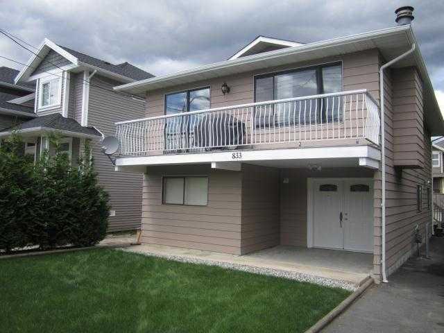 Main Photo: 833 PRAIRIE Avenue in Port Coquitlam: Lincoln Park PQ House for sale : MLS®# V901800