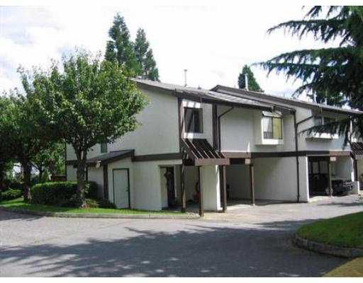 Main Photo: 1 1184 Inlet Street in Coquitlam: New Horizons Townhouse for sale : MLS®# V721044