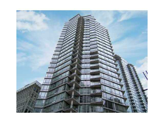 "Main Photo: 1004 1228 W HASTINGS Street in Vancouver: Coal Harbour Condo for sale in ""THE PALLADIO"" (Vancouver West)  : MLS®# V1047777"