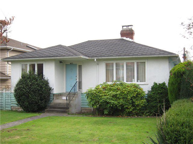 Main Photo: 734 W 63RD Avenue in Vancouver: Marpole House for sale (Vancouver West)  : MLS®# V1055215