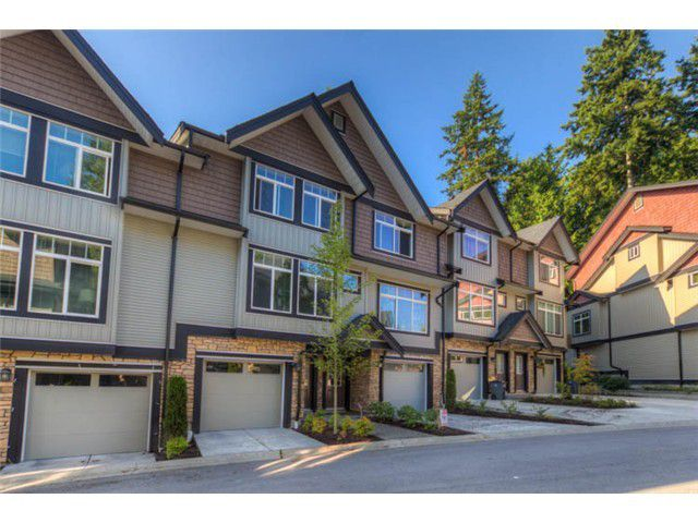 "Main Photo: 126 6299 144TH Street in Surrey: Sullivan Station Townhouse for sale in ""ALTURA"" : MLS®# F1429971"