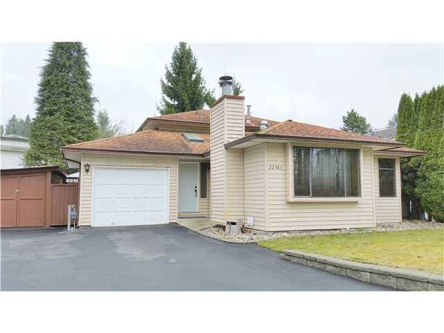 Main Photo: 22105 RIVER Road in Maple Ridge: West Central House for sale : MLS®# V1107707