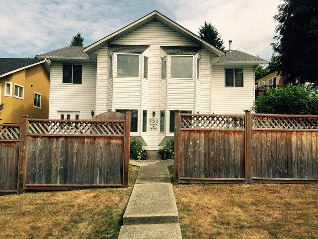 """Main Photo: 352 W 25TH Street in North Vancouver: Upper Lonsdale House for sale in """"UPPER LONSDALE"""" : MLS®# V1130251"""