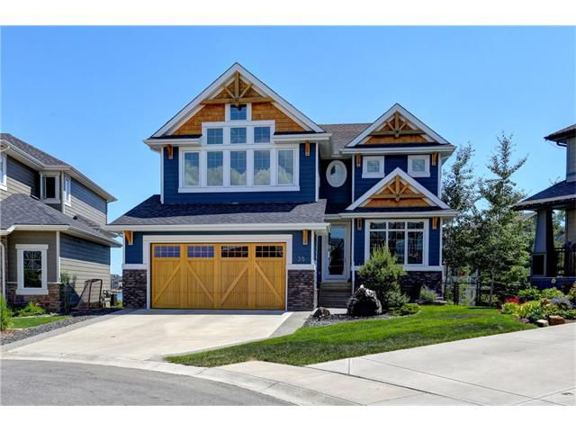 Main Photo: 35 AUBURN SOUND Cove SE in Calgary: Auburn Bay House for sale : MLS®# C4028300