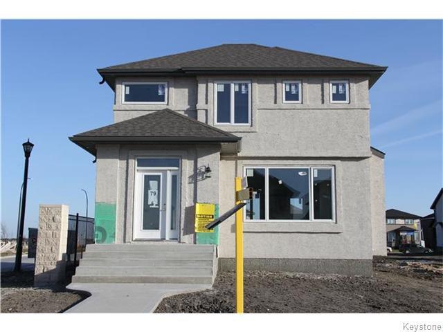 Main Photo: 79 Goodfellow Way in WINNIPEG: Transcona Residential for sale (North East Winnipeg)  : MLS®# 1528924