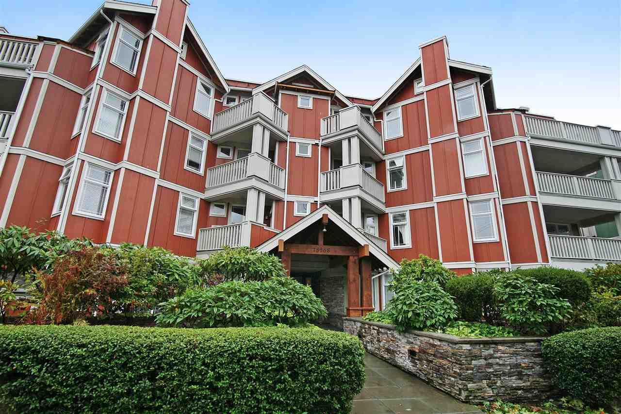 """Main Photo: 103 15368 16A Avenue in Surrey: King George Corridor Condo for sale in """"Ocean Bay Villas"""" (South Surrey White Rock)  : MLS®# R2022042"""