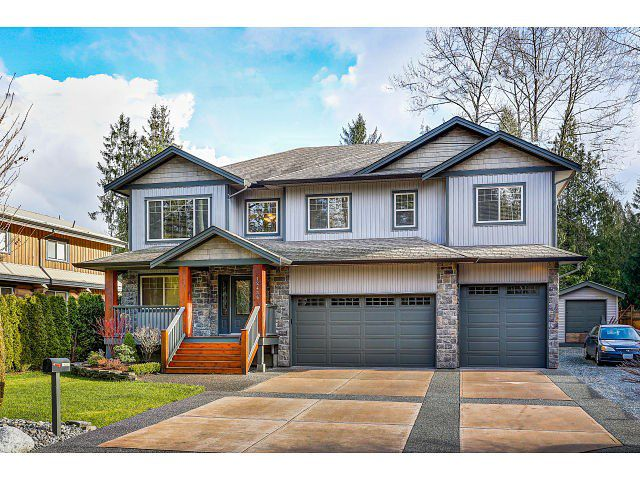 Main Photo: 12436 254 Street in Maple Ridge: Websters Corners House for sale : MLS®# R2028768