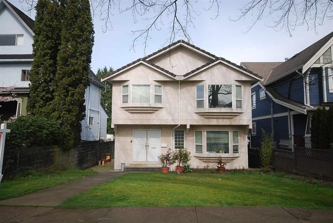 Main Photo: 1131 E 15TH Avenue in Vancouver: Mount Pleasant VE House 1/2 Duplex for sale (Vancouver East)  : MLS®# R2047440