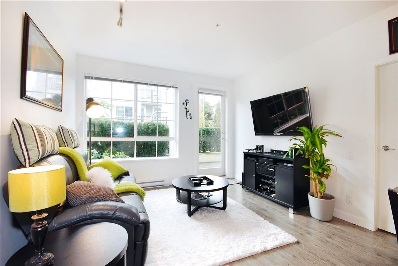 """Main Photo: 107 555 FOSTER Avenue in Coquitlam: Coquitlam West Condo for sale in """"FOSTER BY MOSAIC"""" : MLS®# R2055588"""