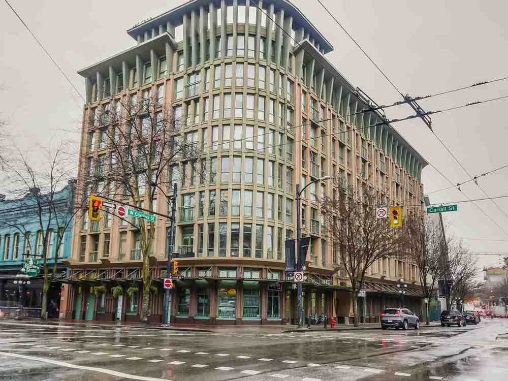 Main Photo: 406 1 CORDOVA STREET in Vancouver East: Home for sale : MLS®# R2019607