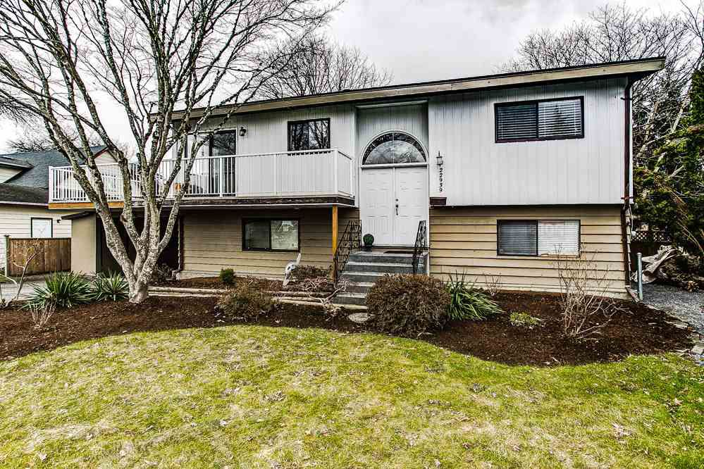 Main Photo: 22939 123 Avenue in Maple Ridge: East Central House for sale : MLS®# R2140662