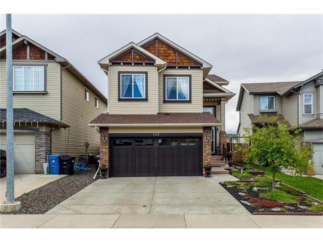 Main Photo: 143 NEW BRIGHTON Close SE in Calgary: New Brighton House for sale : MLS®# C4117311