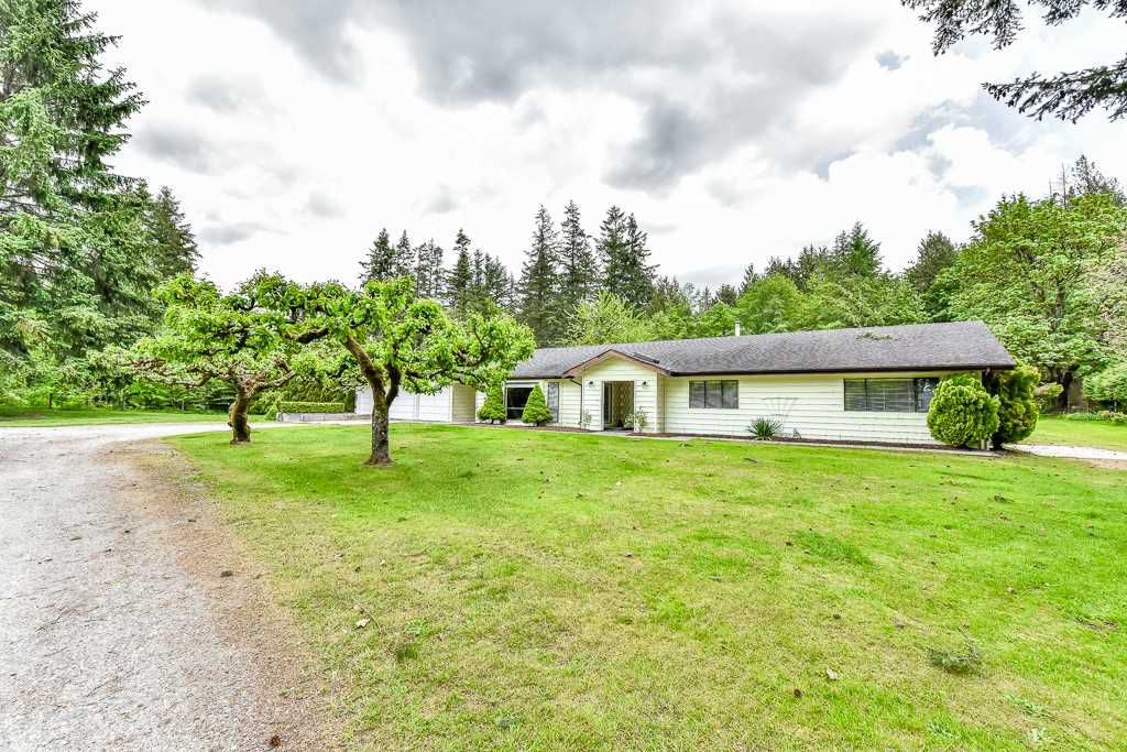 Main Photo: 4128 232 Street in Langley: Campbell Valley House for sale : MLS®# R2170663